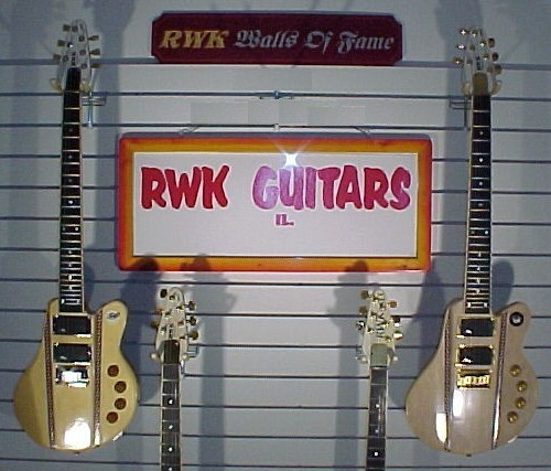[RWK Electric Guitars SET]