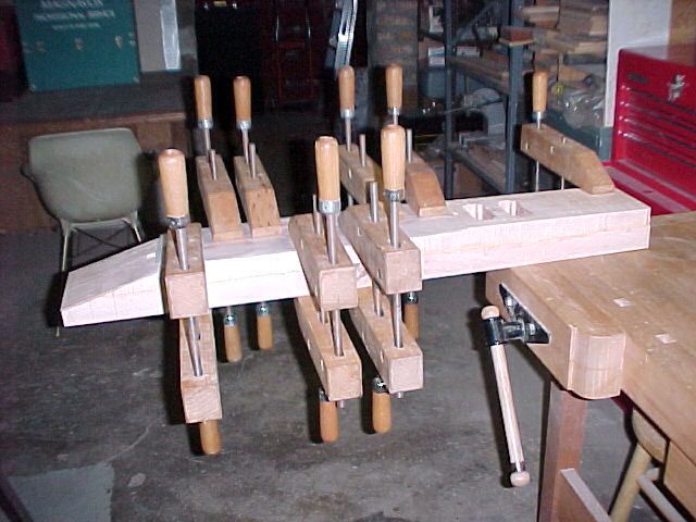 Truss Rod Glued