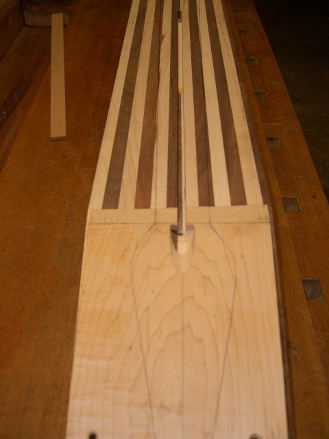 Truss rod cavity